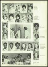 1977 Madisonville High School Yearbook Page 54 & 55