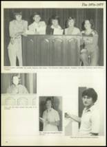 1977 Madisonville High School Yearbook Page 78 & 79