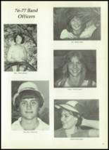 1977 Madisonville High School Yearbook Page 84 & 85