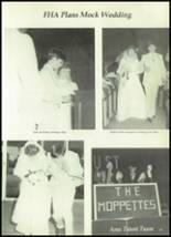1977 Madisonville High School Yearbook Page 86 & 87
