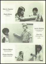 1977 Madisonville High School Yearbook Page 100 & 101