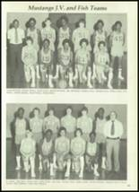 1977 Madisonville High School Yearbook Page 112 & 113