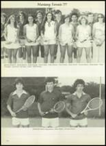 1977 Madisonville High School Yearbook Page 120 & 121