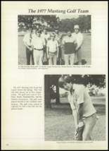 1977 Madisonville High School Yearbook Page 122 & 123