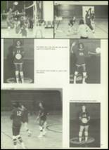1977 Madisonville High School Yearbook Page 124 & 125