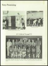 1977 Madisonville High School Yearbook Page 130 & 131