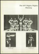 1977 Madisonville High School Yearbook Page 136 & 137