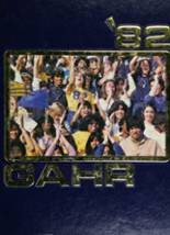 1982 Yearbook Gahr High School