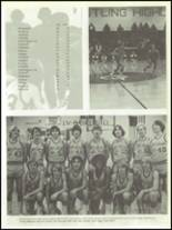 1975 McLean High School Yearbook Page 58 & 59