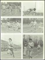 1975 McLean High School Yearbook Page 68 & 69