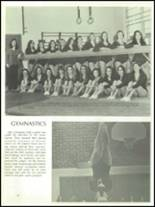 1975 McLean High School Yearbook Page 70 & 71