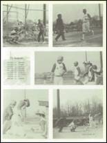 1975 McLean High School Yearbook Page 92 & 93