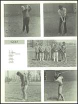 1975 McLean High School Yearbook Page 102 & 103
