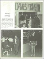 1975 McLean High School Yearbook Page 104 & 105