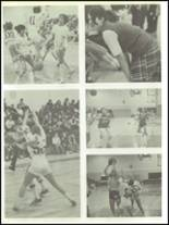 1975 McLean High School Yearbook Page 106 & 107