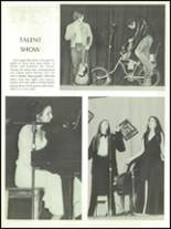 1975 McLean High School Yearbook Page 108 & 109