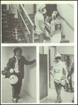 1975 McLean High School Yearbook Page 110 & 111