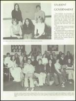 1975 McLean High School Yearbook Page 128 & 129