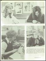 1975 McLean High School Yearbook Page 130 & 131