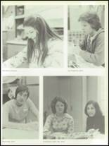 1975 McLean High School Yearbook Page 132 & 133