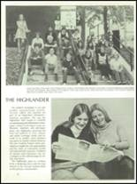 1975 McLean High School Yearbook Page 134 & 135