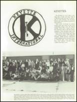 1975 McLean High School Yearbook Page 136 & 137