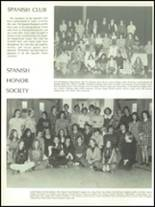 1975 McLean High School Yearbook Page 146 & 147