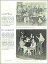 1975 McLean High School Yearbook Page 152 & 153