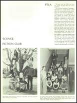 1975 McLean High School Yearbook Page 154 & 155