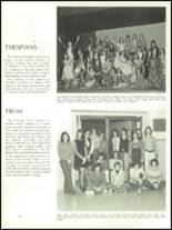 1975 McLean High School Yearbook Page 156 & 157