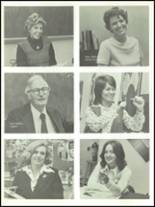 1975 McLean High School Yearbook Page 186 & 187