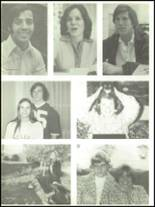 1975 McLean High School Yearbook Page 258 & 259