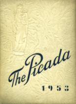 1953 Yearbook Piqua Catholic High School