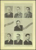 1939 Wink High School Yearbook Page 12 & 13