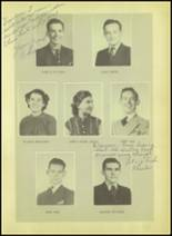 1939 Wink High School Yearbook Page 26 & 27