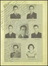 1939 Wink High School Yearbook Page 28 & 29