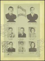 1939 Wink High School Yearbook Page 30 & 31