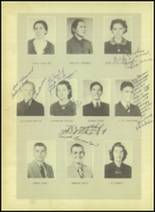 1939 Wink High School Yearbook Page 32 & 33