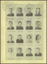 1939 Wink High School Yearbook Page 38 & 39