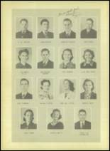 1939 Wink High School Yearbook Page 40 & 41