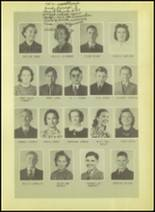 1939 Wink High School Yearbook Page 42 & 43
