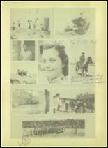 1939 Wink High School Yearbook Page 44 & 45