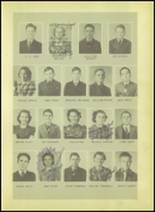 1939 Wink High School Yearbook Page 48 & 49