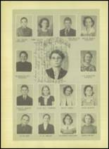 1939 Wink High School Yearbook Page 50 & 51