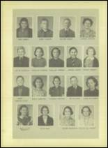 1939 Wink High School Yearbook Page 52 & 53