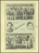 1939 Wink High School Yearbook Page 56 & 57