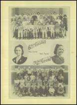 1939 Wink High School Yearbook Page 58 & 59