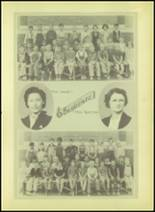 1939 Wink High School Yearbook Page 60 & 61