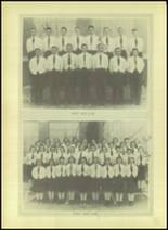 1939 Wink High School Yearbook Page 90 & 91