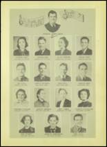 1939 Wink High School Yearbook Page 92 & 93
